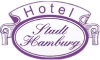 Hotel Stadt Hamburg in Grabow Logo
