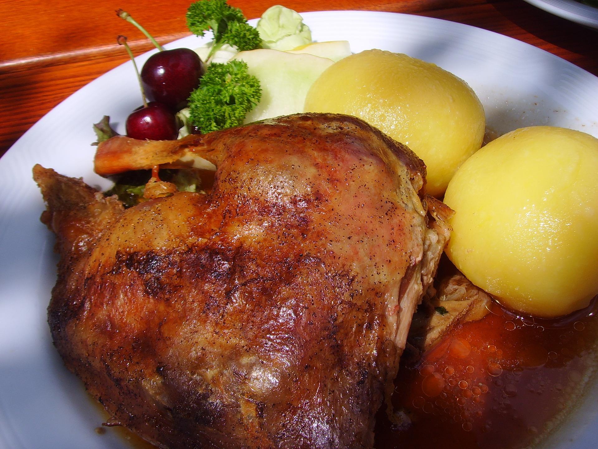 Lecker essen in Grabow - Hotel Stadt Hamburg Restaurant Deutsche Küche