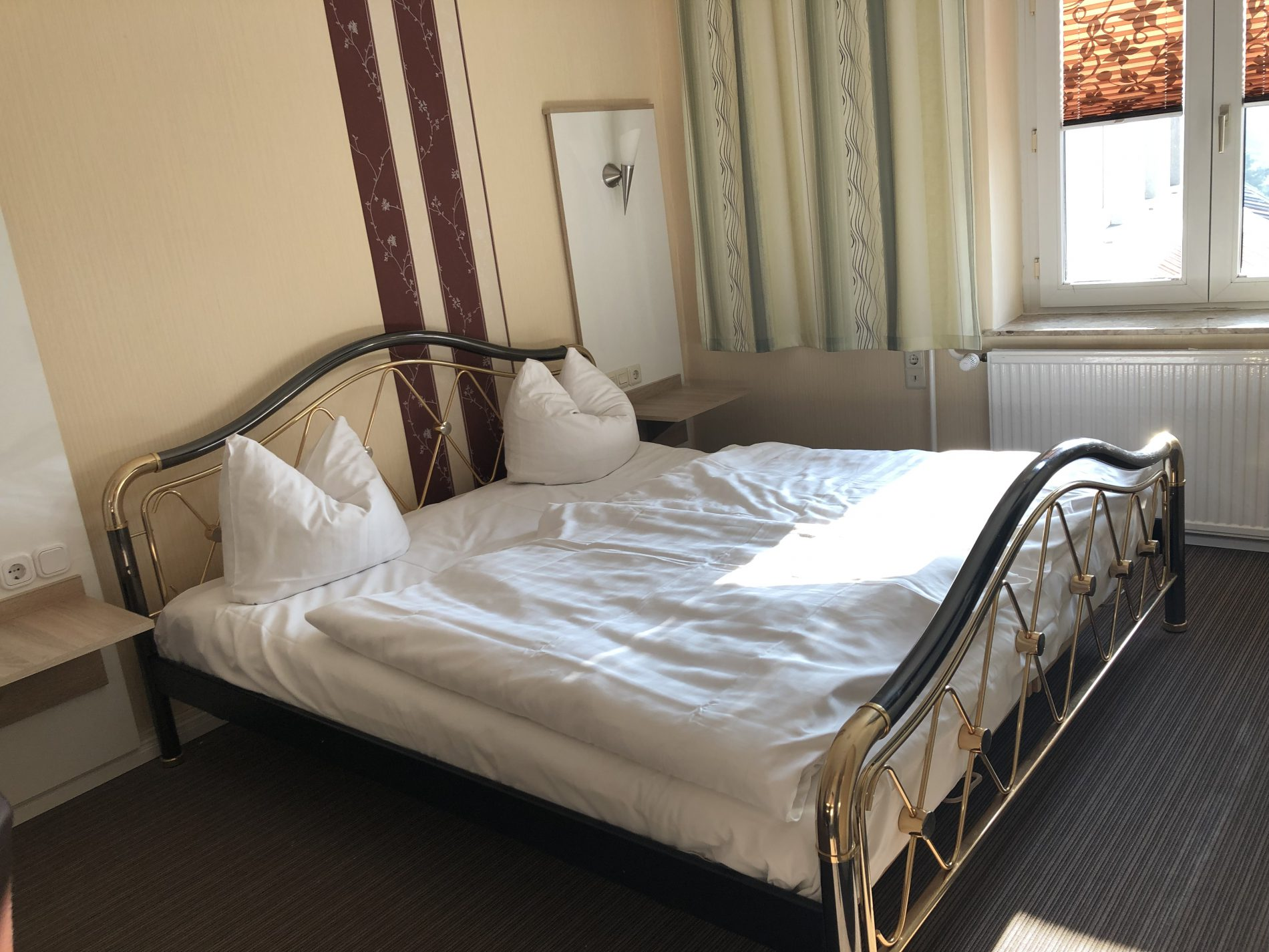 Doppelzimmer in Grabow - Übernachten in Mecklenburg